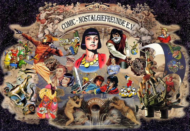 Comic-Nostalgiefreunde e.V.